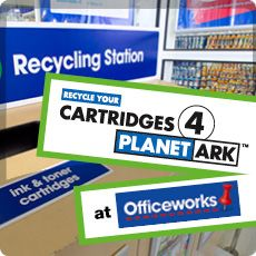 Recycle Your Cartridges 4 Planet Ark At Officeworks